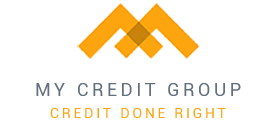 Credit repair services footer logo